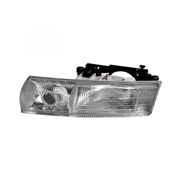 K-Metal® - Driver Side Replacement Headlight