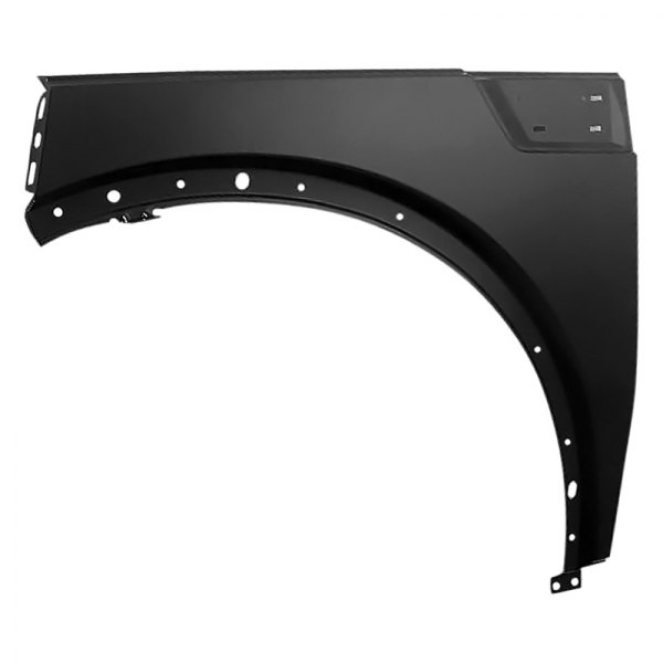 New Fender for Dodge Nitro CH1240256 2007 to 2011 Front, Driver Side