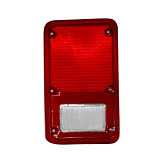 K-Metal® - Passenger Side Replacement Tail Light Lens