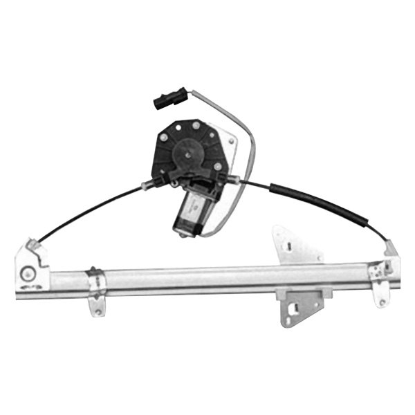 K metal dodge dakota 2000 2001 window regulator with motor for 2002 dodge dakota window regulator