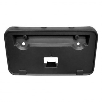 K-Metal® - Front Bumper License Plate Bracket