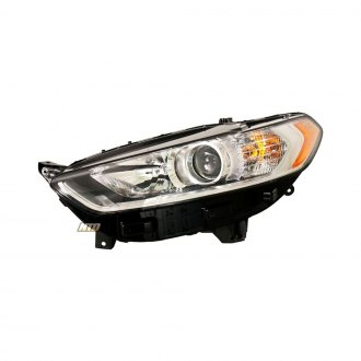 how to change headlight in 2014 ford fusion