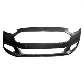Ford Fusion Body Parts Collision Repair Restoration Carid. Kmetal Front Bumper Cover. Ford. 2014 Ford Fusion Front Bumper Parts Diagram At Scoala.co