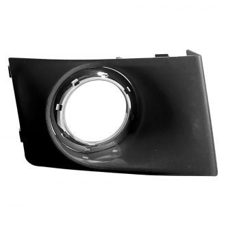 K-Metal® - Front Bumper Fog Light Hole Bezel