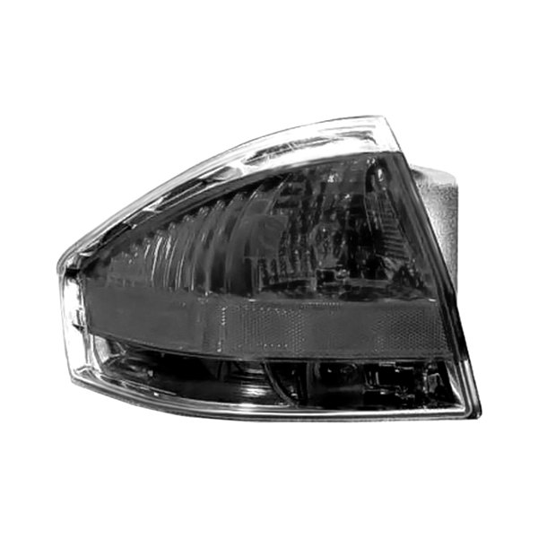 K Metal Driver Side Replacement Tail Light Brand New Oe