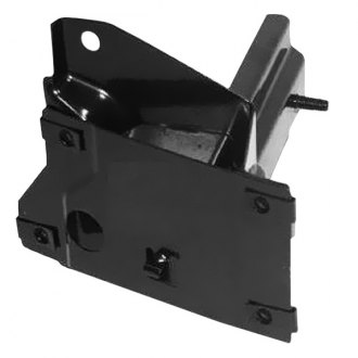 K-Metal® - Front Driver Side Bumper Bracket