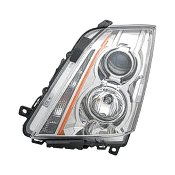 2015 Cadillac Cts V Reviews: Cadillac CTS-V With Factory Halogen Headlights