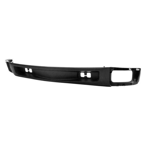 k metal chevy silverado 1500 2012 front bumper air deflector. Black Bedroom Furniture Sets. Home Design Ideas