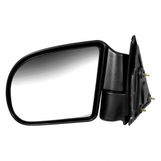 K-Metal® - Below Eyeline Manual View Mirror (Non-Heated, Foldaway)