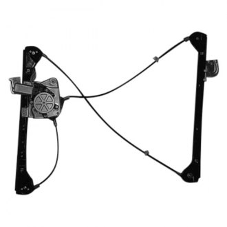 K-Metal® - Front Power Window Regulator and Motor Assembly