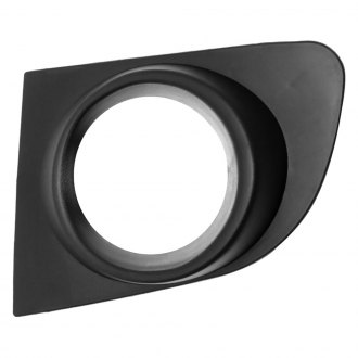 K-Metal® - Front Bumper Fog Light Hole Insert
