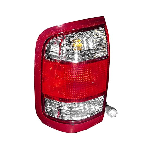 K Metal Driver Side Replacement Tail Light