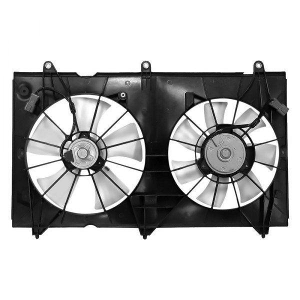 93 Honda Accord Radiator Fan 93 Free Engine Image For