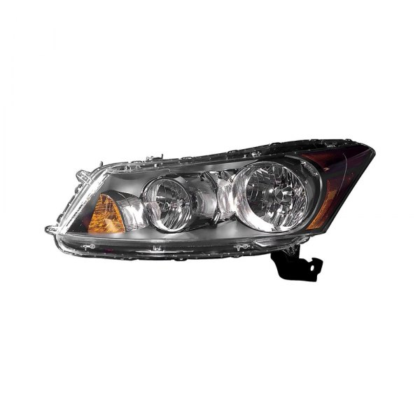 K Metal 174 Honda Accord 2011 Replacement Headlight