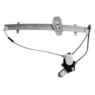 K-Metal® - Front Power Window Regulator with Motor