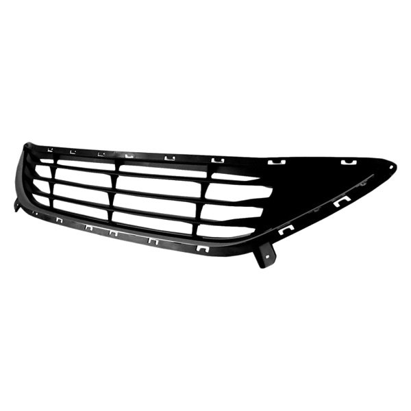 k metal hyundai elantra gls usa built 2013 front bumper grille. Black Bedroom Furniture Sets. Home Design Ideas