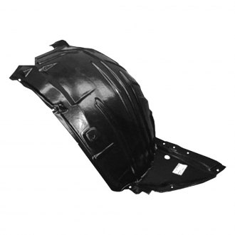K-Metal® - Front Passenger Side Fender Liner Front Section
