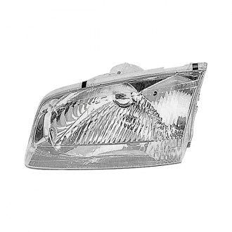 2000 mazda 626 custom factory headlights. Black Bedroom Furniture Sets. Home Design Ideas