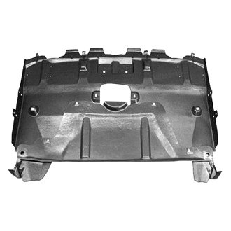 K-Metal® - Front Center Undercar Shield