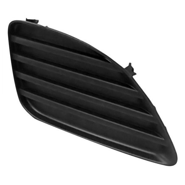 k metal toyota camry le se xle 2010 2011 front bumper fog light hole insert. Black Bedroom Furniture Sets. Home Design Ideas