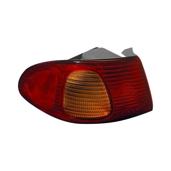 2001 Toyota Corolla Tail Lights: Toyota Corolla 2001-2002 Replacement Tail Light