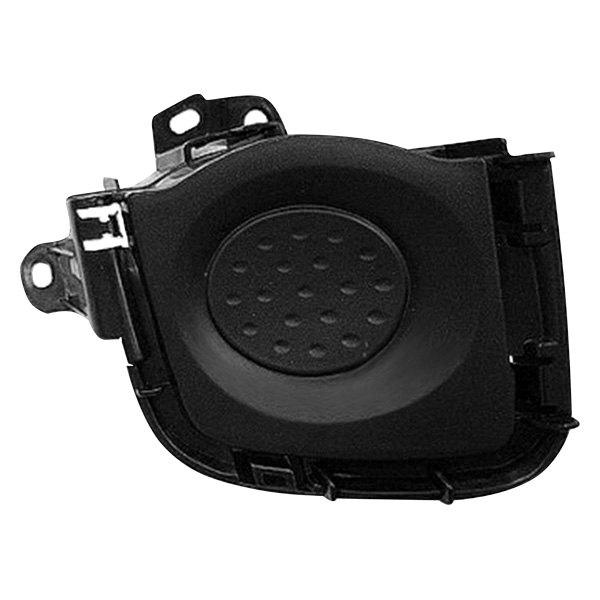 k metal toyota prius 2010 2011 front bumper fog light hole insert. Black Bedroom Furniture Sets. Home Design Ideas