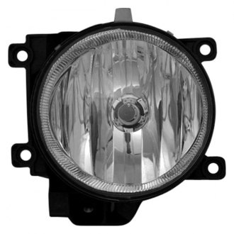 K-Metal® 717136CQ - Driver Side Replacement Fog Light