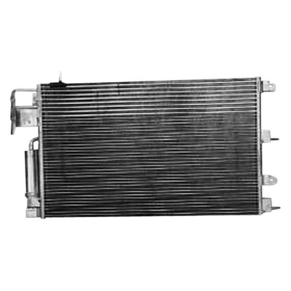K metal ford focus l  a c condenser