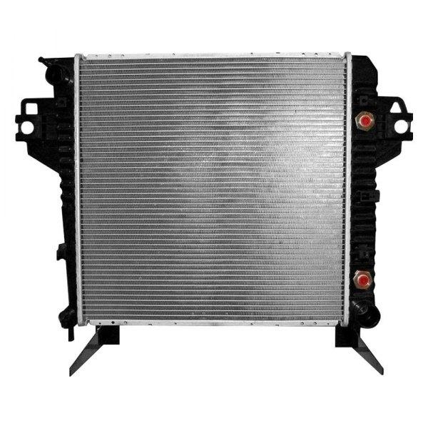 For Jeep Liberty 2002-2006 K-Metal Engine Coolant Radiator