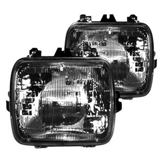 K-Metal® - Rectangular Replacement Sealed Beam Headlights