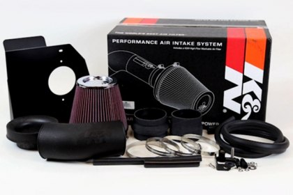 57-1565 - K&N® 57 Series FIPK Generation II Air Intake System Video