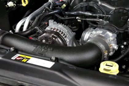 63-1573 - K&N® 63 Series AirCharger® Air Intake System Video