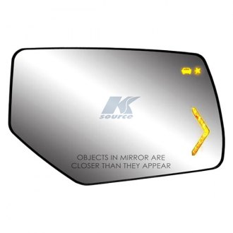 Fit System 99005 Driver//Passenger Side Replacement Mirror Glass