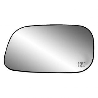 Driver Side Heated Plastic Backed Mirror Glass Dorman 56326 HELP!-Look