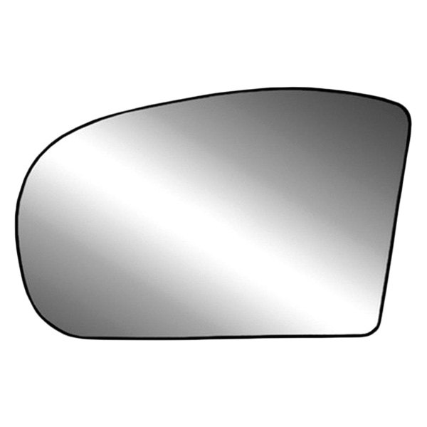 K source mercedes e class for power mirror 2007 mirror for Driver side mirror replacement mercedes benz