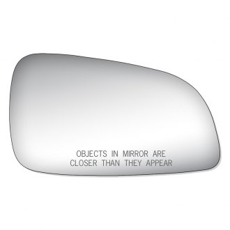 K Source® - Passenger Side Mirror Glass (Non-Heated)