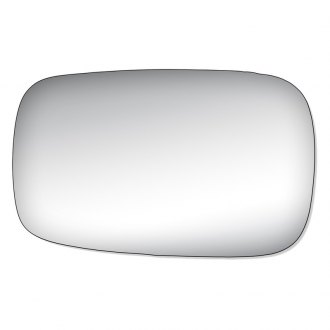 K Source® - Driver Side Manual Mirror Glass (Non-Heated)