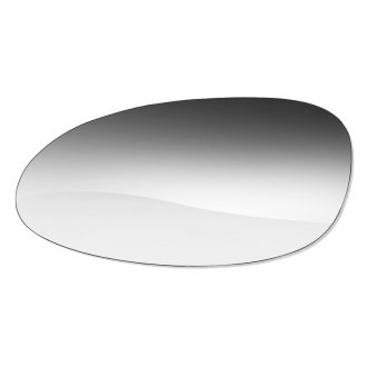 K Source® - Driver Side Power Mirror Glass (Non-Heated, Non-Foldaway)