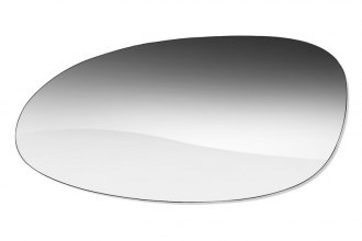 K Source® 99147 - Driver Side Side Mirror Glass