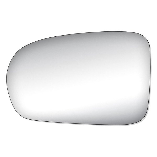 K Source® - Driver Side Mirror Glass