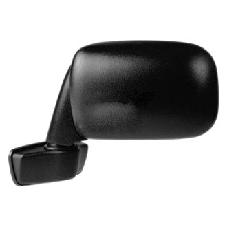 K Source® - Euro Style Manual View Mirror (Non-Heated, Foldaway)
