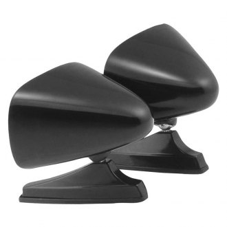 K Source® - Manual Side View Mirrors (Non-Heated, Foldaway)