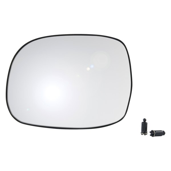 Fit System 99166 Toyota Sequoia Driver//Passenger Side Replacement Mirror Glass
