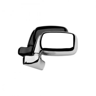 K Source® - Driver or Passenger Side Euro Style Truck Mirror
