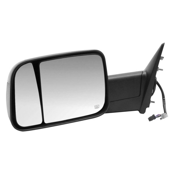 K source 60184c driver side power towing mirror heated for Mirror source