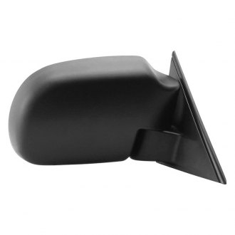 K Source® - Passenger Side Manual Side View Mirror (Foldaway, Non-Heated)