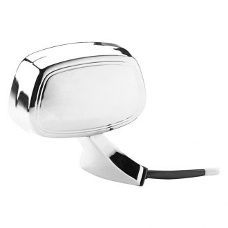 K Source® - Passenger Side Power Side View Mirror (Non-Foldaway)
