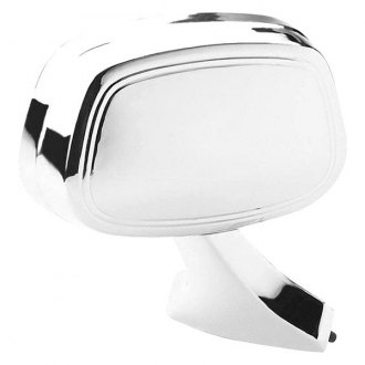 K Source® - Passenger Side Manual Side View Mirror (Non-Foldaway)