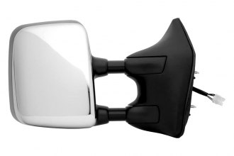 K Source® 68067N - Passenger Side Replacement Towing Mirror