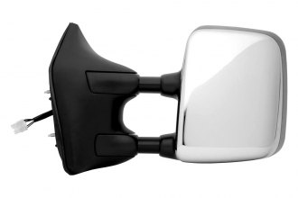 K Source® 68068N - Driver Side Replacement Towing Mirror
